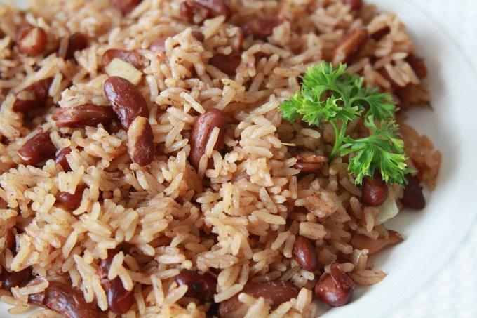riz collé