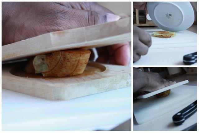 press plantain - banane pezé
